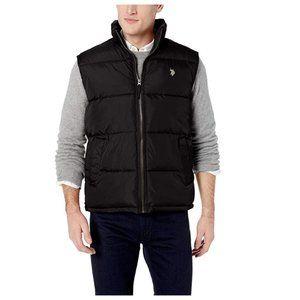 U.S. Polo Assn. Men's Signature Bubble Vest, XL